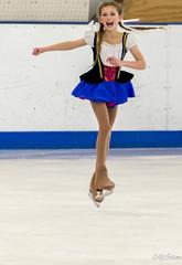 DSC_2625 (Sam 8899) Tags: color ice beauty sport championship model competition littlegirl figureskating