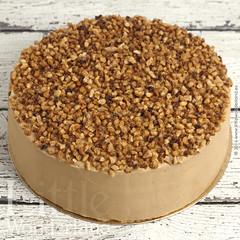 Tarta de moka y almendra / Mocha almond cake (www.littlewonderland.es) Tags: coffee café cake recipe almond tarta layercake almendra receta repostería mokacake littlewonderland tartademoka crocantidealmendra crocantidealmendras