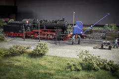 In Herzebrock (lars_uhlig) Tags: eisenbahn krefeld modell lokomotive modelrailroad lok 2016 modellbahn herzebrock fremo modelraiway h0fine