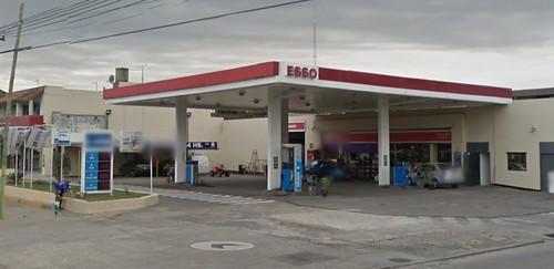 ESSO Servicentro - Estación de servicio