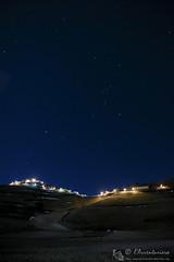 Il cosmo sopra Castelluccio di Norcia (EmozionInUnClick - l'Avventuriero's photos) Tags: borgo notturna stelle paese sibillini orione castellucciodinorcia