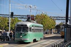 1948 St. Louis Car Co. #1053 (busdude) Tags: car st brooklyn louis san francisco railway corporation queens muni transit co septa streetcar municipal pcc morrisonknudsen