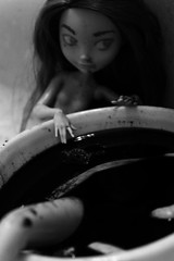 Young (Vuffy VonHoof) Tags: b bw white black up dead photography high blood doll dolls arms legs body cut ooak parts w murder after bodyparts ever cutup