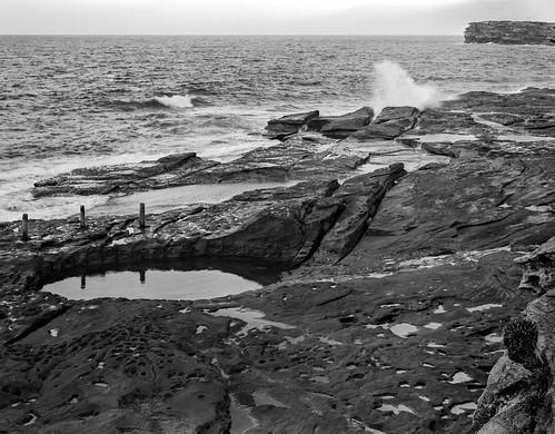 Ivor Rowe Rock Pool
