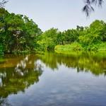 Lake in Muang Boran (Ancient Siam) in Samut Prakhan province, Thailand thumbnail
