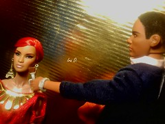 Dominique (krixxxmonroe) Tags: fashion toys evening dolls blossom ryan d convention monroe dominique makeda ira cinematic diva royalty styling integrity photogrpahy krixx