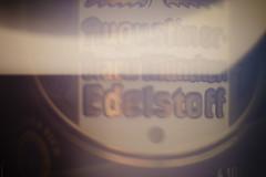 Edelstoff | Freelensing (donlunzo16) Tags: city color film beer germany lens polaroid 50mm town bottle nikon df colorful raw nef minolta stuttgart bokeh best faded pack conversation jpg vignette bavarian lightroom f117 whacking preset edelstoff jpag vsco freelensing