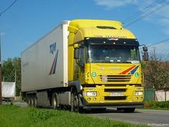 Iveco Stralis ATI 400 TQM Transport (CZ) (LiTTLeeG.photo) Tags: tqm iveco stralis