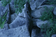 Sundance PP (Alberta Parks) Tags: outdoors nature hoodoos landscape discover protect enjoy value sandstone rock formation rockformation cliff sundance provincialpark canada alberta