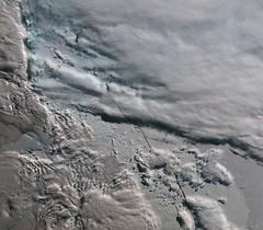 Ice cracked (EUMETSAT) Tags: antarctic copernicus sentinel3