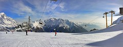 Panorama (Weekend Wayfarers) Tags: travel italy panorama mountain snow mountains alps travelling italian travels europe italia skiing exploring travellings wanderlust adventure explore skilift traveling courmayeur skitrip montblanc travelblog montebianco travelphotography morgex graianalps travelblogs travelblogger travelings travelbloggers graian travelblogging weekendwayfarers