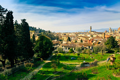 Florence in the afternoon light (Arutemu) Tags: italy firenze siena toscana