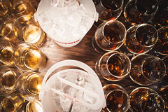 Drinks (vilija.grauzinyte) Tags: ice glasses whiskey drinks icecubes brandy alkohol