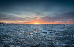 Before the meltdown (Mika Laitinen) Tags: winter seascape ice nature suomi finland helsinki wideangle balticsea scandinavia vuosaari uusimaa kallvik tokina1116mm canon7dmarkii