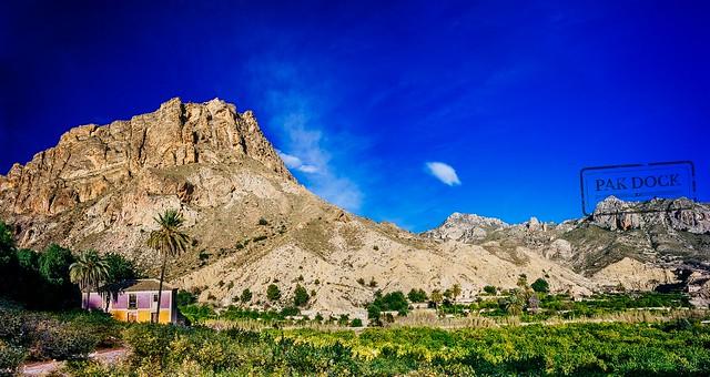 Valle de Ricote - Murcia