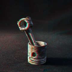 3D still life mechanical rusty objects (daniellemartin311) Tags: stilllife blackbackground studio 3d mechanical rusty objects threedimensional
