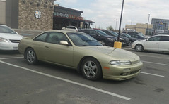 car nissan 240sx