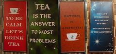 Tea sayings (Jackie & Dennis) Tags: signs tea kerala teaplantation munnar rwh teamuseum ramblersworldwideholidays