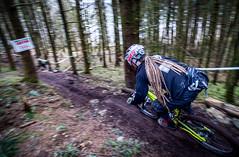Enduro MTB Killaloe (clearskiesahead) Tags: sport woods adventure mtb enduro mountainbikes