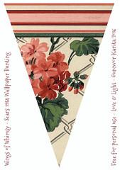 Sears1954Flag2_WingsofWhimsy (Wings of Whimsy) Tags: wallpaper vintage diy antique flag free garland ephemera bunting printable freebie mixmatch