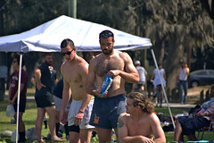 Auburn and a bag of chips (Mike McCall) Tags: club photo football university image rugby picture auburn tournament photograph savannah stpatricksday rfc chathamcounty daffinpark copyright2016mikemccall