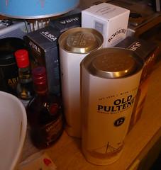 supplies for the week (richie rocket) Tags: scotland whisky singlemalt westerross camasaneilean bettyfordclinicnextweek