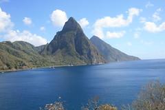 """Saint Lucia"" Caribbean (Lonfunguy) Tags: soufriere saintlucia simplybeautiful"