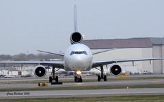 FedEx MD 11 Head on (coreybrickner) Tags: msp fedex facetoface md11 trijet kmsp