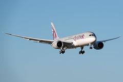Qatar Airways Boeing 787-8 A7-BDB (royalscottking) Tags: boeing qatar 787 qatarairways pae painefield kpae  788 dreamliner boeing787 alqatariyah a7bdb