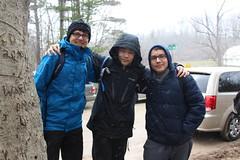 IMG_0287 ( Szczep Wodny Batyk ) Tags: zima wiosna brucetrail snieg wedrowka szczepwodnybaltyk szczepbaltyk silvercreekconservationarea wedrownicy druzyna16ta starsiharcerze