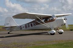 2016-04-17-007FD G-BRWR (BringBackEGDG) Tags: chief aeronca stmerryn 11ac gbrwr