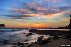 0S1A2770enthuse (Steve Daggar) Tags: ocean seascape beach sunrise centralcoast gosford oceanpool macmastersbeach