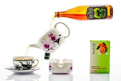 DSC_6680fin (vermut22) Tags: beer bottle beers tea brewery birra piwo biere beerme beertime browar butelka