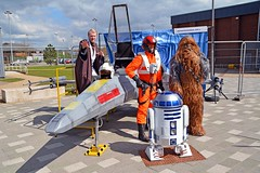 X-Wing at Stoke-Con-Trent 2016 (masimage) Tags: costume cosplay xwing stokecontrent stokecontrent2016