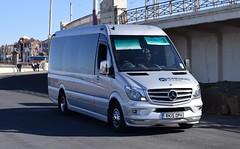 RK15OPH  Homeward Bound, Wimborne (highlandreiver) Tags: bus mercedes benz coach rally mini lancashire dorset bound blackpool coaches wimborne homeward oph rk15 rk15oph