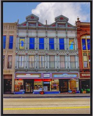 Albion New York ~ Day and Day Block ~ Historic District (Onasill ~ Bill Badzo) Tags: ny newyork st downtown day state district main victorian style landmark db historic register fa westernnewyork bankstreet orleanscounty nrhp daybuilding dayblock onasill nothmain