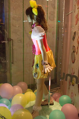"Kyary Pamyu Pamuseum 2 ~Ishou Mori Mori Okashi na Mori~: Kyary Pamyu Pamyu's Costume of ""PON PON PON"" Music Video (Dick Thomas Johnson) Tags: music art fashion japan tokyo costume outfit  roppongi  wardrobe roppongihills minato       kpp  kyarypamyupamyu  ponponpon  kyarypamyupamuseum"