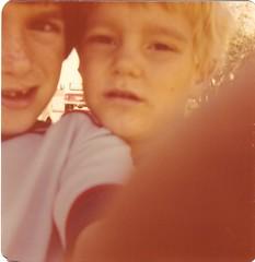 70s Selfie (HockeyholicAZ) Tags: christmas original arizona first og inventor freckles 1970s authentic selfie founder originalgangsta innovator trendsetter thumprint cameraforchristmas