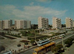 Kishinev (handrejka) Tags: postcard soviet chisinau moldova ussr cccp kishinev