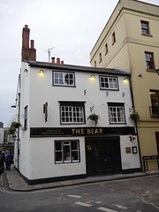 The Bear Inn, Oxford!