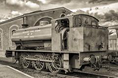 Bo'Ness & Kinneil Railway (Colin Myers Photography) Tags: old train scotland scottish railway loco steam locomotive steamrailway boness steamtrain steamlocomotive kinneil bonessandkinneilrailway