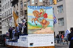 Greek Parade NYC 2016 (zaxouzo) Tags: nyc people heritage greek costume parade ethnic floats greekindependencedayparade 2016 nikond90 saintdemetrios