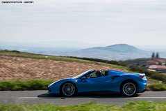 488 Spider (Gaetan | www.carbonphoto.fr) Tags: auto france car speed spider tour great fast automotive ferrari exotic coche incredible luxury supercar 488 hypercar worldcars carbonphoto