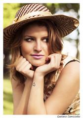 Chiara (Gaetano Camiciotto) Tags: portrait closeup donna model glamour ritratto primopiano canoneos7dmarkii