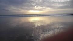 Ocano Atlntico. Cdiz. (danielgarciadgb) Tags: costa tourism coast oleaje playa paisaje arena nubes cdiz turismo atlanticocean horizonte relieve ocanoatlntico orografa physicalgeography hidrologa geografafsica