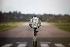 Guiding light (cchana) Tags: light tarmac lightbulb military stick guide runway raf guidinglight guiding northolt rafnortholt