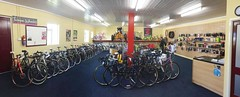 Conway Cycles Showroom1