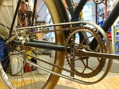 1950s-Simplex-Novum damesfiets3 (@WorkCycles) Tags: old ladies amsterdam bike bicycle restore oldtimer oud fiets simplex novum damesfiets workcycles fietsenmaker