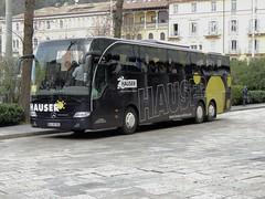 DSCN6675 HAUSER-Reisen GmbH, Rottweil RW-BF283 (Skillsbus) Tags: italy como buses germany mercedes coaches hauser tourismo