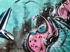 Abstract 3 (karldue) Tags: streetart abstract graffiti dusseldorf dsseldorf karldue